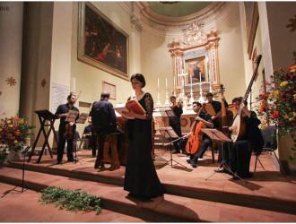 Monica Piccinini e la Capella Regiensis - foto di Silvia Perucchetti