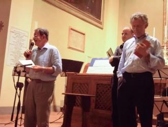 Romano Prodi, Renato Negri e Alessandro Ovi - foto di Silvia Perucchetti